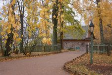 Free Autumn Scene Stock Image - 8608221