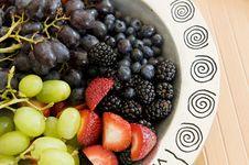 Free Fresh Fruit Platter Royalty Free Stock Images - 8608869