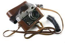 Free Old Camera Stock Photos - 8608873
