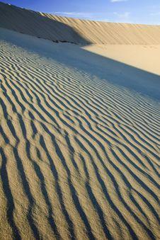 Free Sand Dunes Stock Image - 8609891