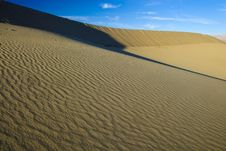 Free Sand Dunes Stock Image - 8609921