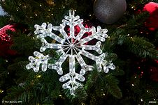 Free Snowflake --  Explored 10 December 2014  Royalty Free Stock Images - 86004739