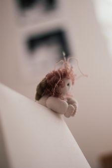 Free Angel Doll Royalty Free Stock Photo - 86004915