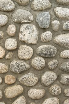 Free Stone And Mortar Wall Stock Photo - 8610240