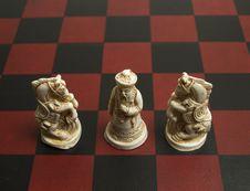 Free Chess Royalty Free Stock Photos - 8610818