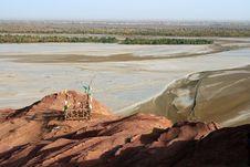 Free Desert Shape Royalty Free Stock Photos - 8610908