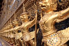 Free Wat Phra Kaew Stock Photo - 8611140