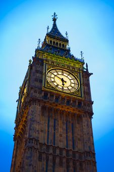 Free The Big Ben Stock Photo - 8611220
