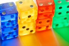 Free Dice Royalty Free Stock Images - 8612059