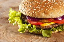 Free Fast Food Stock Images - 8612614