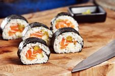 Free Sushi Stock Photos - 8612633