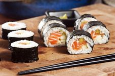 Free Sushi Royalty Free Stock Photos - 8612648