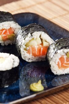 Free Sushi Royalty Free Stock Image - 8612656