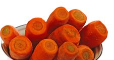 Free Raw Carrots Stock Images - 8613024