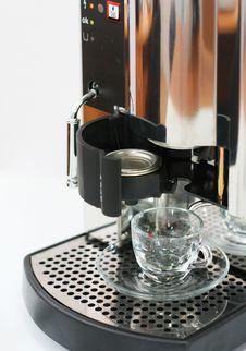 Free Coffee Maker Stock Photos - 8613093