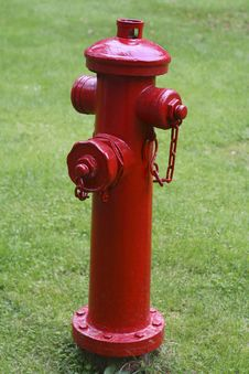 Free Fire Hydrant Royalty Free Stock Photo - 8613125