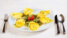 Free Ravioli Royalty Free Stock Photography - 8613407