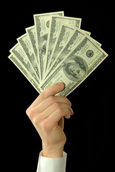 Free Money Royalty Free Stock Image - 8613806