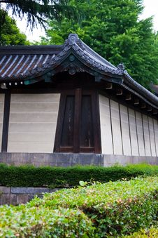 Free Detail Of Japanese Temple Stock Photos - 8614093