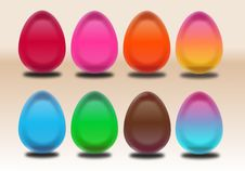 Free Easter Eggs Stock Image - 8614801