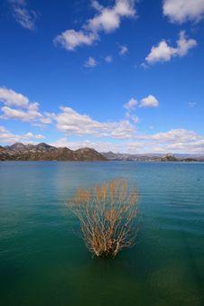 Skadar Lake Royalty Free Stock Photography