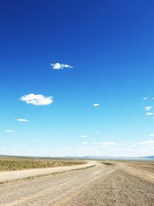 Free Mongolian Highway Stock Photos - 8617223