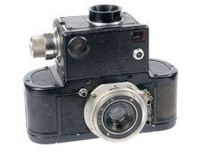 Free Old Camera Stock Photos - 8617993