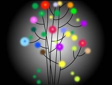 Free Colorful Flower Royalty Free Stock Photo - 8619485