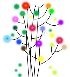 Free Colorful Flower Royalty Free Stock Photography - 8619497