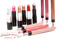 Free Make-up Set Stock Photos - 8619743