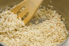 Free Stirring Rice Stock Images - 8619814