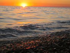 Free Black Sea Stock Image - 8619941
