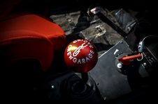 Free GRC Shiftknob Royalty Free Stock Photo - 86175115