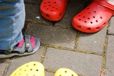 Free Crocs II - 20060520 - 001 Stock Photos - 86175303