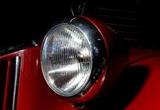 Free Headlight.. Royalty Free Stock Image - 86175366