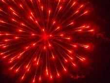Free St Cyprien Bastille Day Fireworks At Garrit-france-em10-20150713-P7130313 Royalty Free Stock Image - 86175526
