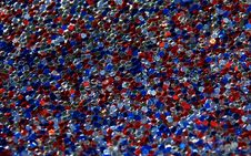 Free Red White And Blue Glitter 2 Stock Photos - 86176103