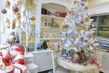 Free Christmas Tree, Christmas Ornament, White, Window Royalty Free Stock Photos - 86176558