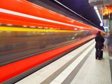 Free Blurred Transit Royalty Free Stock Photos - 86176578