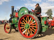 Free The Robey Traction Engine &x28;12&x29; Stock Image - 86177281