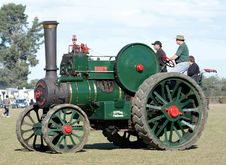 Free The Robey Traction Engine &x28;11&x29; Stock Image - 86177301