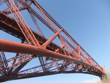 Free Forth Bridge Royalty Free Stock Photography - 86177337