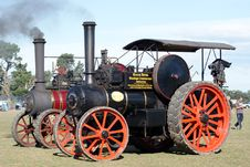 Free McLaren Traction Engine &x28;9&x29; Royalty Free Stock Image - 86177396