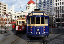 Free The Restaurant Tram 2 Royalty Free Stock Image - 86177476