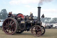Free The Burrell Traction Engine &x28;3&x29; Stock Images - 86177484