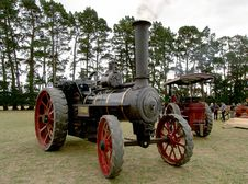 Free The Burrell Traction Engine &x28;8&x29; Stock Photography - 86177612