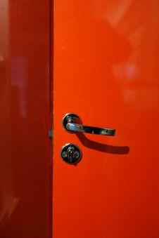 Free Handle, Door, Dead Bolt, Fixture Stock Image - 86179021