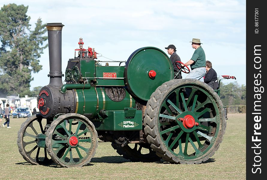 The Robey Traction Engine &x28;11&x29;
