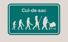 Free CUL DE SAC Stock Images - 86180174