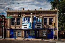 Free Bluebird Movie Theater, Denver, Colorado Royalty Free Stock Photography - 86184017